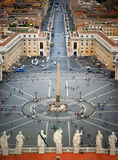 peter s square st. Fotografia Royalty Free
