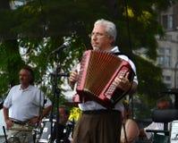 Peter Sadkhin at SummerDance Chicago 2013 Stock Photo