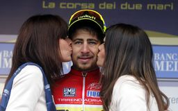 Peter Sagan Team Tinkoff - Saxo Stock Photos