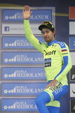 Peter Sagan Team Tinkoff - Saxo Royalty Free Stock Photos