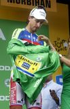 Peter Sagan Team Tinkoff - Saxo Tour de France 2015 Stock Photo
