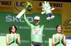 Peter Sagan 2015 Tour de France Royalty Free Stock Image