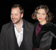 Peter Sarsgaard and Maggie Gyllenhaal Stock Photography