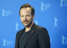 Peter Sarsgaard poses at the `Mr. Jones. ` photocall during the 69th Berlinale International Film Festival Berlin at Grand Hyatt Hotel on February 10, 2019 in stock images