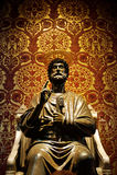 peter st-staty vatican Royaltyfri Bild