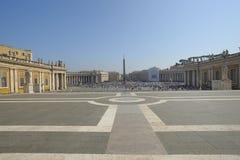peter st vatican Arkivfoto
