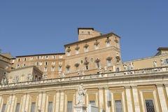 peter st vatican Arkivbild