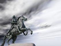 peter staty Royaltyfri Bild