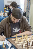 Peter Svidler Royalty Free Stock Photos