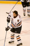 Peter Sykora of The Edmonton Oilers Stock Image
