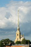 Peter-und Paul-Festung Lizenzfreies Stockfoto