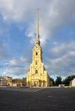 Peter- und Paul-Kathedrale Stockfotografie