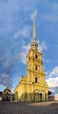 Peter- und Paul-Kathedrale Lizenzfreie Stockbilder