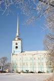 Peter-und Paul-Kirche. Stockbild