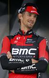 Peter Velits Equipe Team BMC Racing Royaltyfria Bilder
