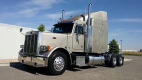 Peterbilt 379 Royalty Free Stock Photography
