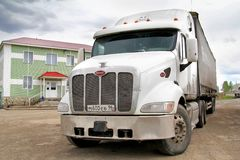Peterbilt 387 Stock Photography