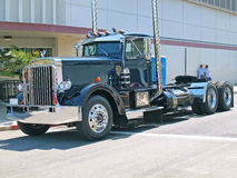 Peterbilt Truck Royalty Free Stock Photo