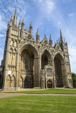 Peterborough Cathedral in the UK Royalty Free Stock Photo