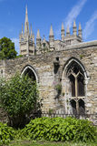 Peterborough Cathedral in the UK Royalty Free Stock Image