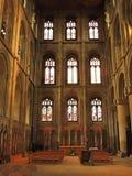 Peterborough katedra Fotografia Stock