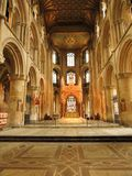 Peterborough katedra Zdjęcie Stock