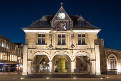 Peterborough ratusz Fotografia Stock