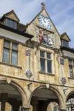 Peterborough ratusz Zdjęcia Royalty Free