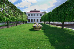 Peterhof宫殿 Marli宫殿 库存图片