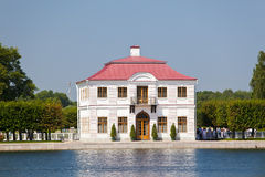 peterhof рухляковый st России petrodvorets petersburg peterhof дворца Стоковое Фото