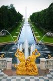 Peterhof Stock Images