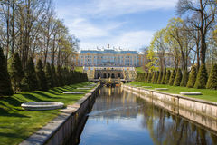 Peterhof Lizenzfreies Stockbild
