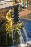Peterhof lizenzfreie stockfotos