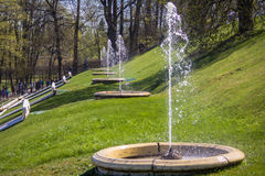 Peterhof Image libre de droits