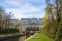 Peterhof Lizenzfreie Stockbilder