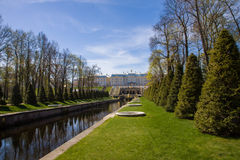 Peterhof Photographie stock