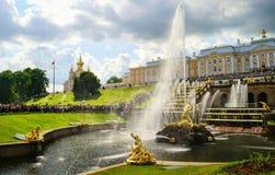 Peterhof Royalty Free Stock Images