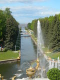 Peterhof Stock Photos