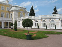 Peterhof, The Gгаnd Palace Royalty Free Stock Photos