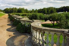 Peterhof, the garden of Venus Royalty Free Stock Photos