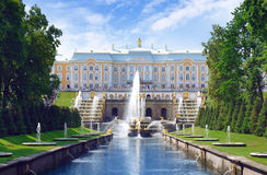 Peterhof Royalty Free Stock Images