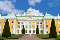 Peterhof Grand Palace Stock Images