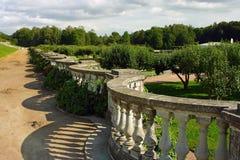 Peterhof, il giardino del Venere Fotografie Stock Libere da Diritti