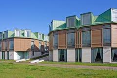 Peterhof, la costruzione moderna dell'hotel Fotografia Stock Libera da Diritti