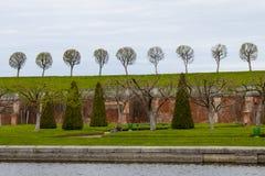 Peterhof Marley dyszel Obraz Royalty Free