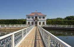 Peterhof Marli slott Arkivbild