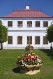 peterhof marly russia för slottpeterhofpetersburg petrodvorets st Arkivbilder