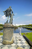 Peterhof pałac, święty Petersburg, Rosja Obraz Stock