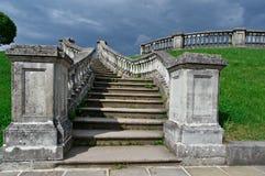 Peterhof pałac Obraz Royalty Free