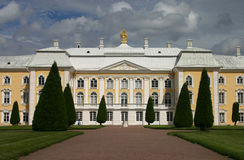 Peterhof Palace Royalty Free Stock Images